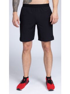 Men's active shorts SKMF255 - red
