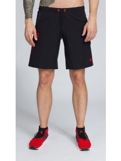 Men's active shorts SKMF263 - black