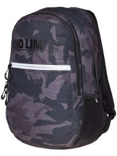 Urban backpack PCU203 - salt&pepper