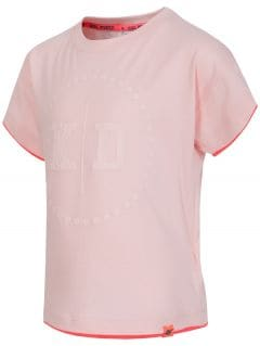 T-shirt for small girls JTSD102 - pink powder