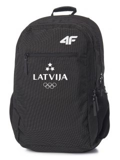 Urban backpack Latvia PyeongChang 2018 PCU800 - black