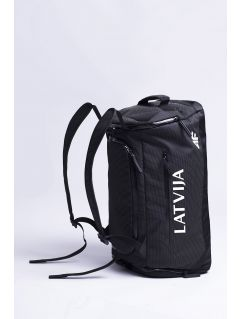 Training duffel bag Latvia PyeongChang 2018 TPU800 - black
