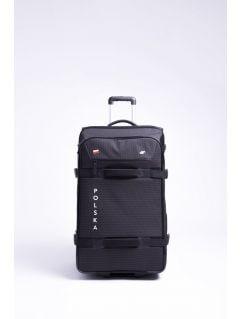 Wheeled suitcase Poland PyeongChang 2018 TNK901 - black