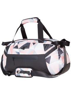 Training duffel bag TPU208 - light pink