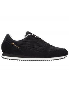 Women's lifestyle shoes OBDL203 - black