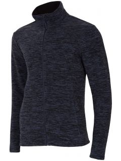 Men's fleece PLM300 - denim melange