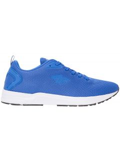 Men's sports shoes OBMS300 - dark blue