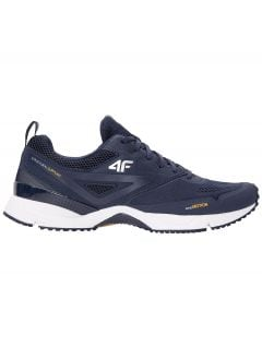 Men's running shoes OBMS100 - dark blue