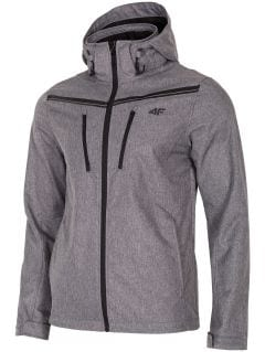 Men's softshell SFM204 - grey melange