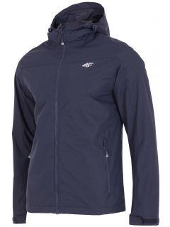 Men's urban jacket KUM002 - navy