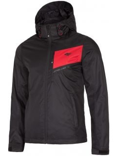 Men's urban jacket KUM004 - black