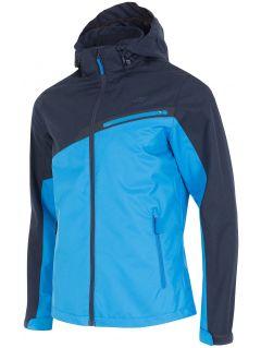 Men's urban jacket KUM005 - blue