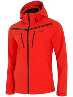 Men's softshell SFM204 - red
