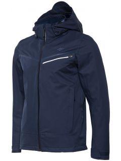 Men's urban jacket KUM006 - navy