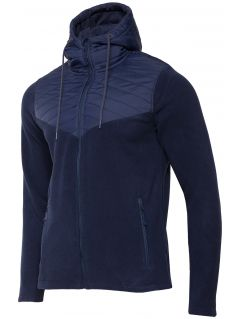 Men's fleece PLM002 - dark navy