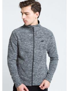 Men's fleece PLM300 - grey melange