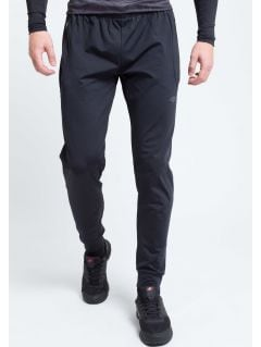 Men's active pants SPMTR205 - black