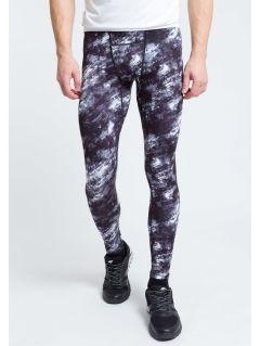 Men's active pants SPMF201 - multicolor