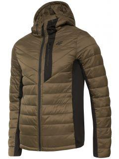 Men's down jacket KUMP303 - khaki