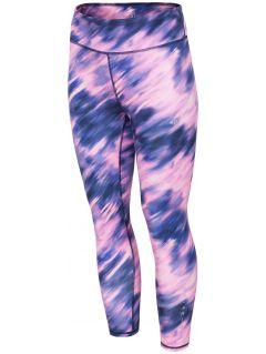 Women's active leggings SPDF208 - pink