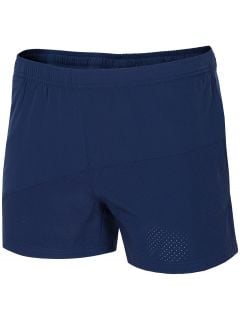 Men's active shorts SKMF211 - navy