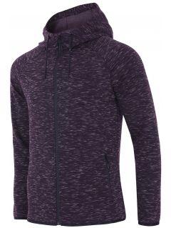 Men's hoodie BLM220 - black
