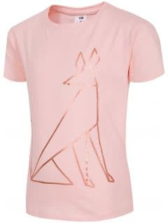 T-shirt for small girls Jtsd102a - light pink