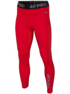 Base layer underwear  4FPRO SPMF403 -  red allover
