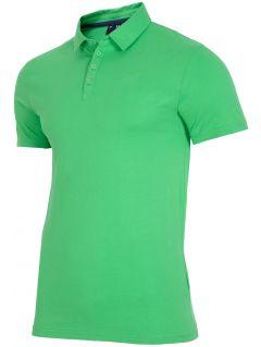 Men's polo shirt tsm015 - green