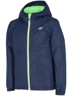 Urban jacket for small boys JKUM100 - navy