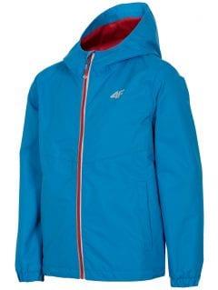 Urban jacket for small boys JKUM100 - denim