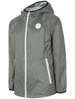 Urban jacket for big boys JKUM203 - light blue