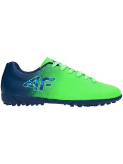 Soccer shoes (FG) for big boys jobmp400L - multicolor