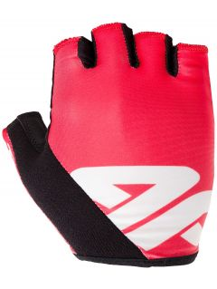 Unisex cycling gloves RRU200 - red