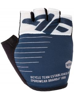 Unisex cycling gloves  RRU205 - dark navy