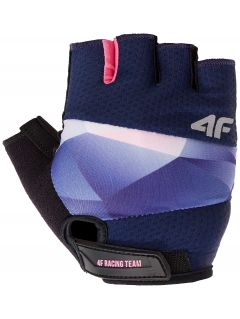 Unisex cycling gloves RRU206 - navy