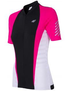 Women's cycling jersey RKD154 - black
