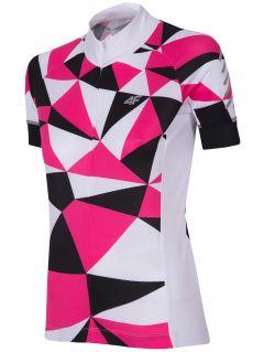 Women's cycling jersey RKD153 - pink