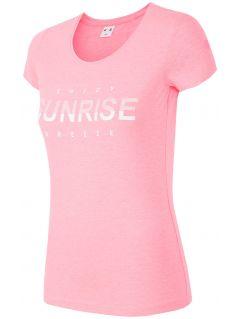 Women's T-shirt tsd453 -  pink