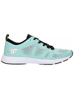 Women's sports shoes OBDS200 - mint