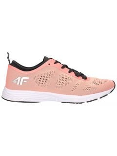 Women's sports shoes OBDS200 - coral