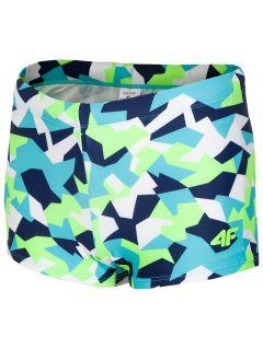 Swim trunks for small boys JMAJM104 - fresh green