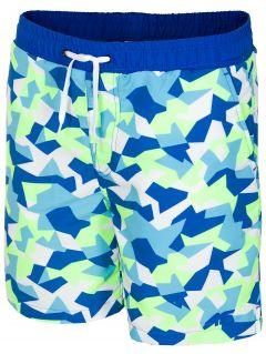 Swim trunks for big boys JMAJM203 - multicolor