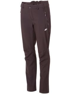 Women's trekking pants SPDT001 - black