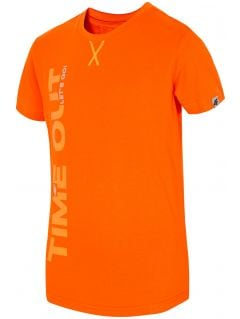 T-shirt for small boys  JTSM119 - orange