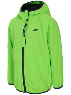 Urban jacket for small boys JKUM108 - green