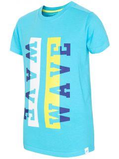 T-shirt for small boys JTSM135 - blue