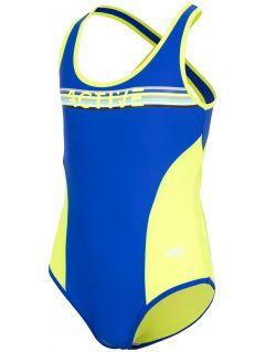 Swimsuit for big girls JKOS204 - turquoise