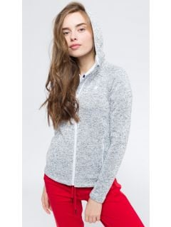 Women's hoodie BLD302 - light gray