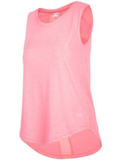 Women's tank top TSD441 - pink neon